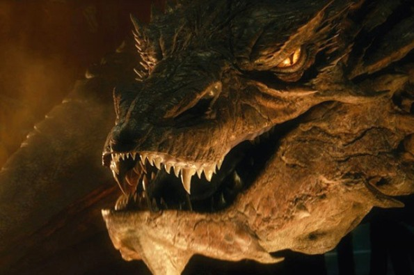 Дракон Смауг Великолепный