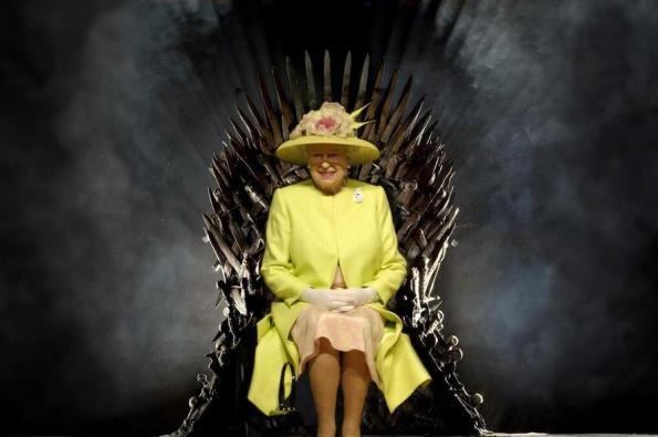 Игра престолов, железный трон
